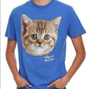 Panic! At the Disco cat shirt